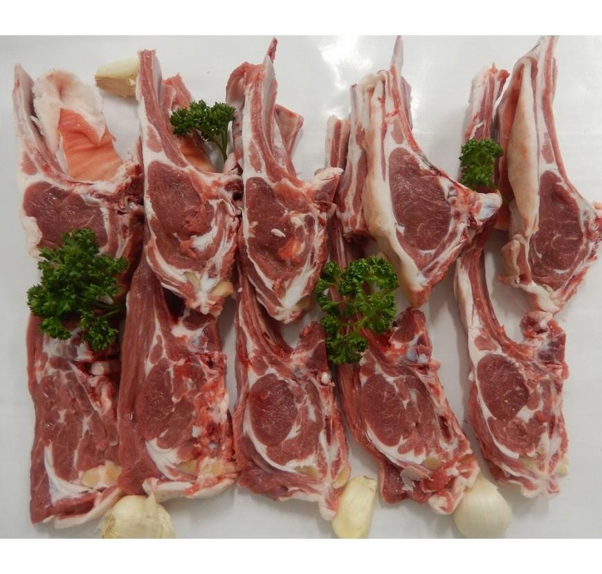 Côtes d'agneau
