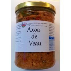 AXOA DE VEAU CONSERVE